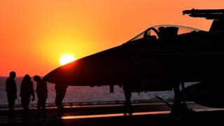 ABD F-18 Super Hornet