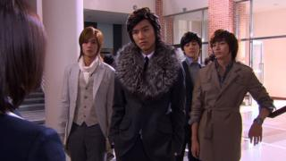 The series Boys Over Flowers is one of DramaFever's most popular shows