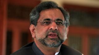 شاهد خاقان عباسی، نخستوزیر جدید پاکستان