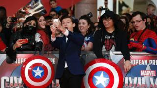 Estreno de Captain America