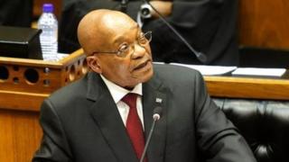 Kwa siku za hivi karibuni Zuma amekuwa na ushawishi mdogo ndani na nje ya chama cha ANC