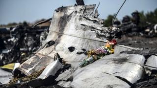Malezya Hava Yolları'na ait MH17 uçağı
