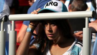 Argentine fan