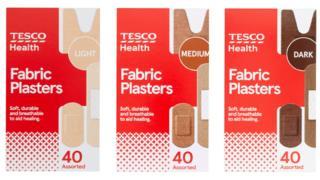 Tesco plaster