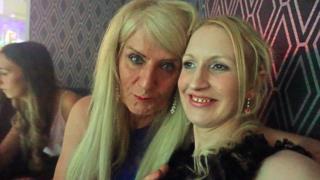 Rachel Nason, with Melissa Ede