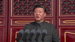 چین هفتادمین سالگرد حاکمیت حزب کمونیست را جشن گرفت