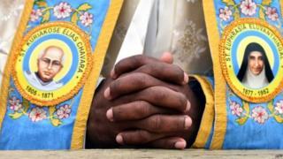 धर्म परिवर्तन, ईसाई, हिंदू