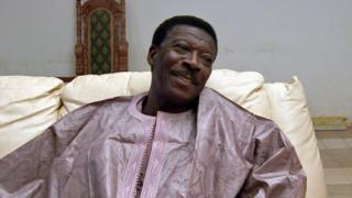 Foutanga Babani Sissoko.