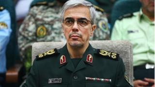 محمد باقری، رئیس ستاد کل نیروهای مسلح