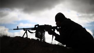 Jaish al-Islam fighter