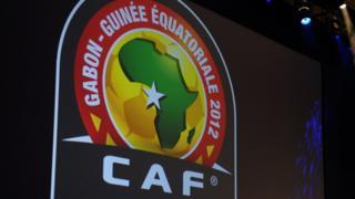 شعار الاتحاد الأفريقي لكرة القدم