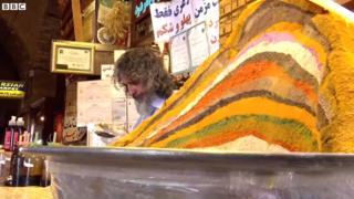इराणमधली बाजारपेठ
