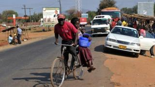 Dalka Malawi 66% dhimaashada shialalka gawaarida waxay ka dhashaan baaskiilada