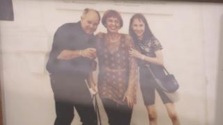 La familia de Svetlana.