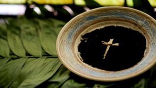 Catholics Celebrate Ash Wednesday
