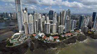 """Panama Karib hövzəsində yerləşən bir neçə populyar """"vergi cənnətlərindən"""" biridir"""