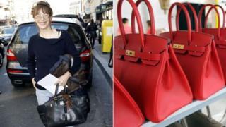 Актриса каже, що її звичка перевантажувати сумки, робить носіння сумок Біркін дуже громіздким