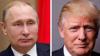 Trump na Putin walikubaliana kufanya kazi pamoja siku za nyuma