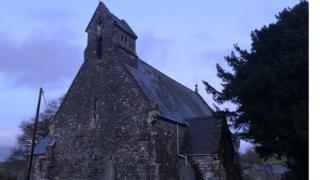 eglwys llanfihangel-yng-ngwynfa
