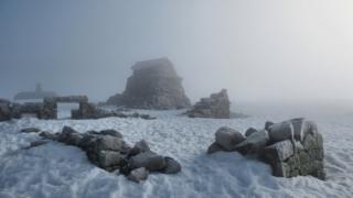 Ben Nevis weather observatory