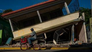 Como terremotos em Porto Rico estão mudando o relevo da ilha