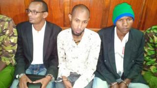 watuhumiwa shambulio la Garissa