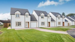 Ottersburn development Crocketford