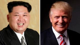 كوريا ترامب
