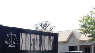 Tambarin kotu a Kano Nigeria
