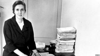 Dr Frances Oldham Kelsey in an undated photo