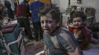 """حذرت الأمم المتحدة من أن الوضع بدأ يتحول إلى """"خارج السيطرة بشكل مطرد"""""""