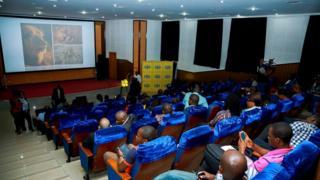 Cinébox MTN Movies House cinéma Congo industrie du loisir Brazzaville Afrique