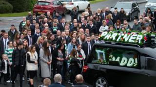 Raymond Johnston funeral