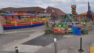Funland Amusements complex