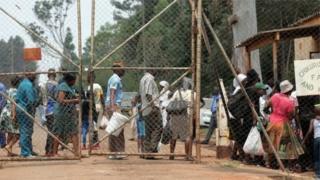 Prisão no Zimbabue