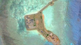 Остров на рифах