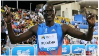 David Rudisha ahifadhi taji lake la OLimpiki