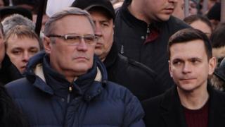 Касьянов и Яшин