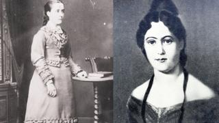 Helene Demuth và Jenny Marx