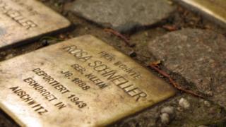 70 ألف حجر لتخليد ذكرى ضحايا المحرقة النازية