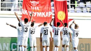 Kyrgyz football
