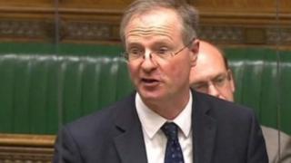 Stafford MP Jeremy LeFroy