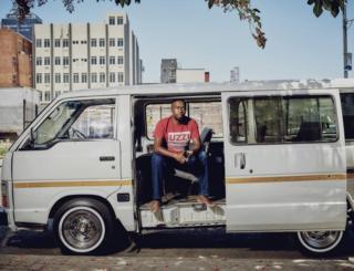 Taxi driver Thokozani