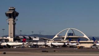 Аэропорт Лос-Анджелеса