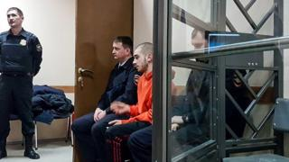 Рэпера Хаски освободили из-под ареста