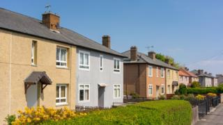 Homes in the Pilton area of Edinburgh