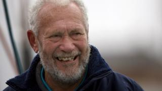 Sir Robin Knox Johnson