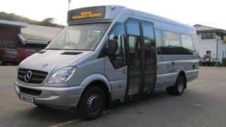 Bus Vannin Minibus