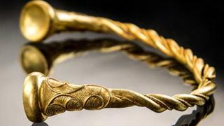 Torc from Staffordshire hoard