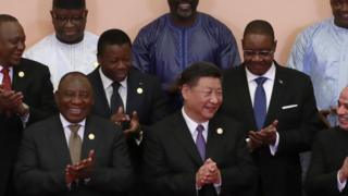 XI AND AFRICAN LEADERS
